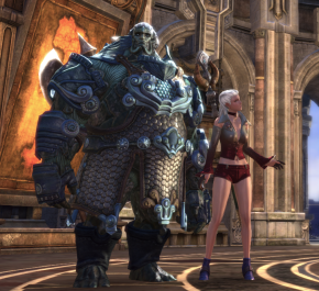 In TERA, Every Day is Pants-OffFriday