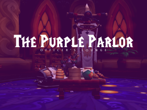 The Purple Parlor Officers Lounge Ep01