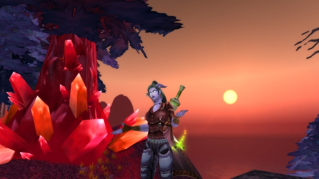 My Monk went from 15-17 wearing only guild heirlooms by doing a single dungeon.
